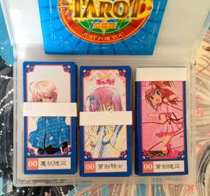Карты Таро Чара-хранители!/Shugo Chara! (фото, вид 1)