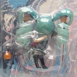 Фигурка Мику Хатсуне/Miku Hatsune (с фонариком) (фото, вид 5)