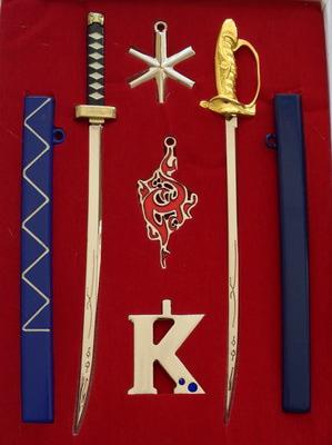 Набор K Project/K/Проект Кей (фото, вид 1)