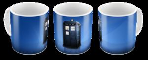 Кружка Доктор Кто/Doctor Who (2) (фото, вид 3)