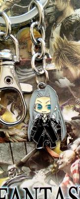 Брелок Последняя фантазия/Final Fantasy (1) (фото, вид 1)