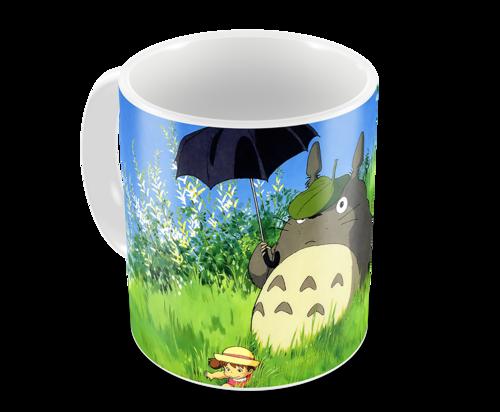 Кружка Мой сосед Тоторо/Tonari no Totoro (1) (фото, вид 2)