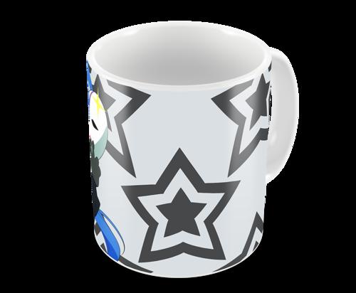 Кружка Счастливая звезда/Lucky Star (1) (фото, вид 2)