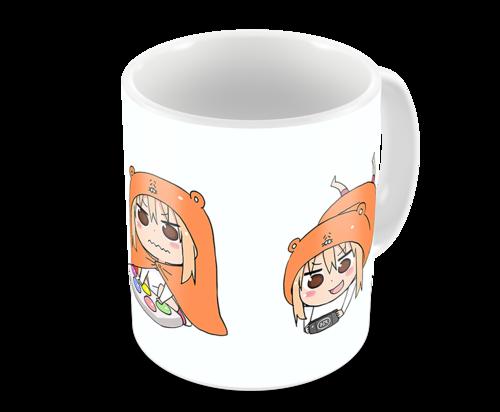 Кружка Двуличная сестрёнка Умару-чан!/Himouto! Umaru-chan (2) (фото, вид 1)