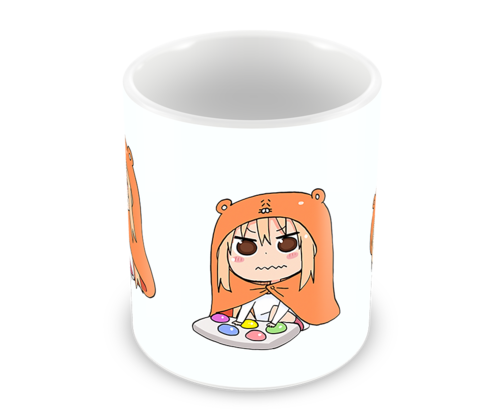 Кружка Двуличная сестрёнка Умару-чан!/Himouto! Umaru-chan (2) (фото, вид 2)