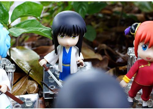 Фигурка Гинтама/Gintama (7) (фото, вид 8)