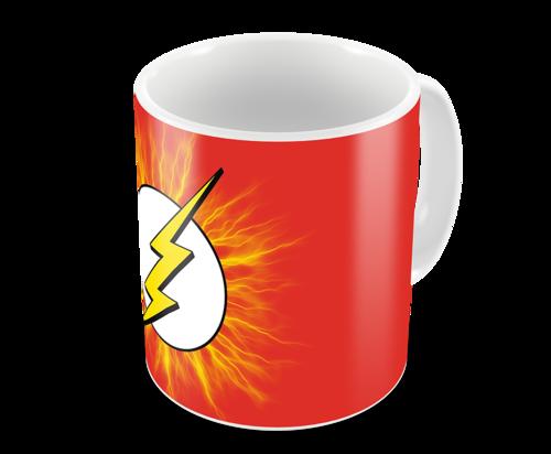Кружка Флэш/Flash (фото, вид 1)