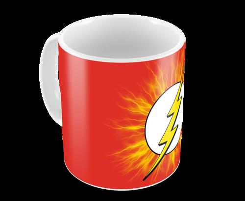 Кружка Флэш/Flash (фото, вид 2)