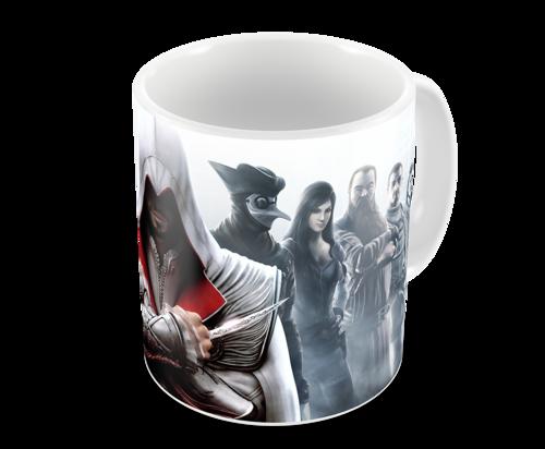 Кружка Assassins Creed (фото, вид 1)