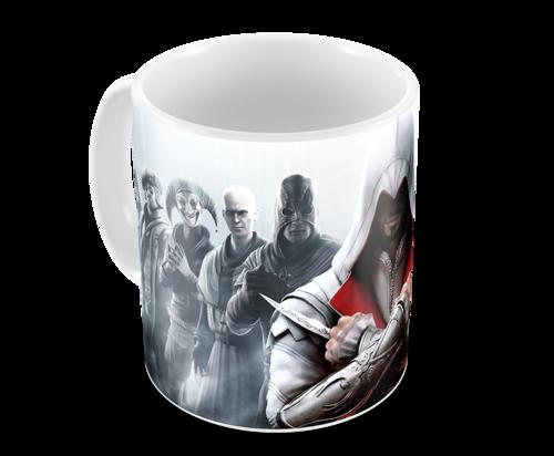 Кружка Assassins Creed (фото, вид 2)