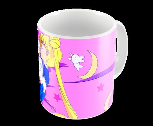 Кружка Сейлор Мун/Sailor Moon (фото, вид 1)