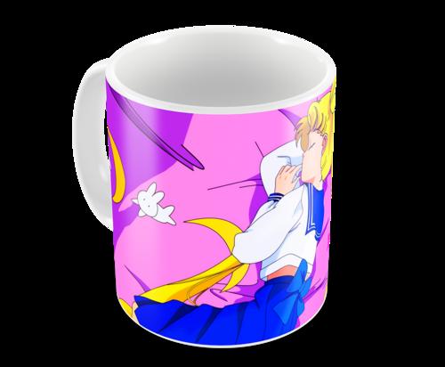 Кружка Сейлор Мун/Sailor Moon (3) (фото, вид 2)