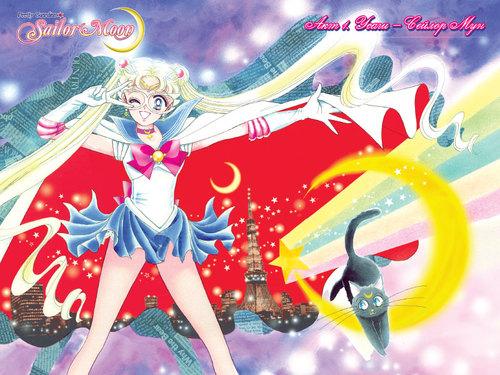 Сейлор Мун/Sailor Moon. Том 1 (фото, вид 2)