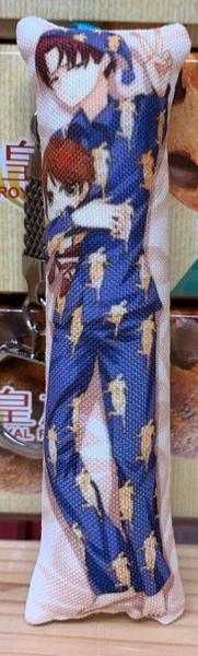 Мини-Дакимакура Атака Титанов/Shingeki no Kyojin (Леви Аккерман) (фото, вид 1)