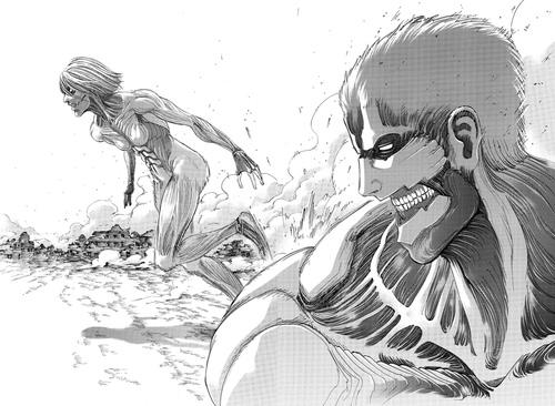 Атака на Титанов. Том 12 (фото, вид 2)