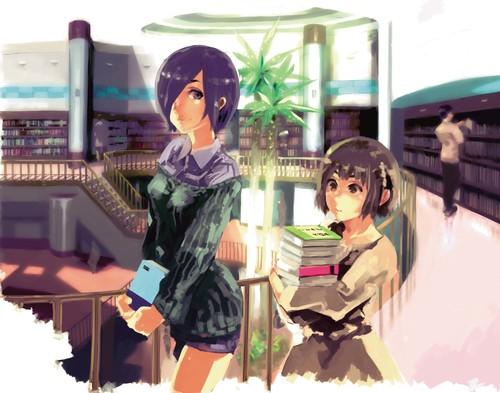 Ранобэ Токийский гуль: Дни (фото, вид 2)