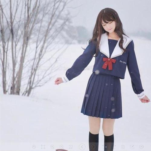 Японская школьная форма (фото, вид 1)