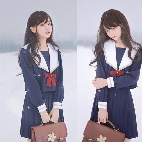 Японская школьная форма (фото, вид 2)