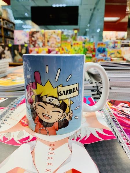 Кружка Наруто / Naruto (Наруто и Сакура) (фото, вид 2)