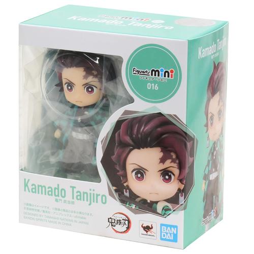 Фигурка Figuarts Mini Demon Slayer: Kimetsu no Yaiba Tanjiro Kamado (фото, вид 1)