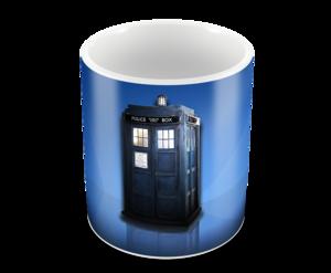Кружка Доктор Кто/Doctor Who (фото)