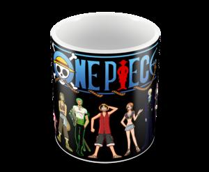 Кружка Ван Пис/One Piece (фото)