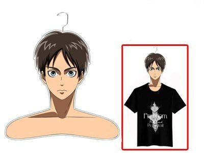 Вешалка-плечики для одежды Атака Титанов/Shingeki no Kyojin (2)