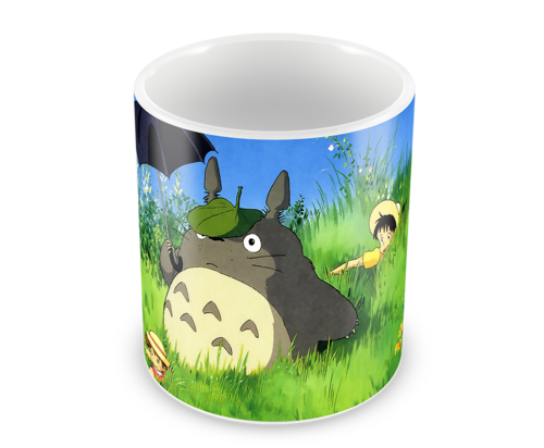 Кружка Мой сосед Тоторо/Tonari no Totoro (1) (фото)