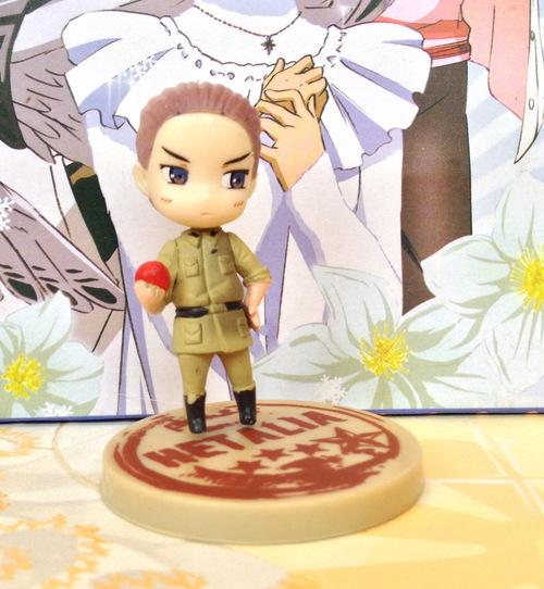 Фигурка Хеталия и страны Оси/Hetalia: Axis Powers (1)