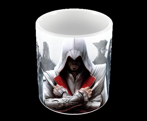 Кружка Assassins Creed (фото)
