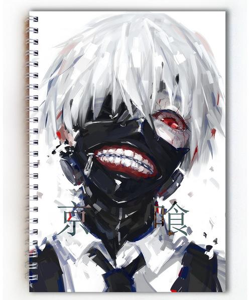 Тетрадь Токийский Гуль/Токийский монстр/Tokyo Ghoul