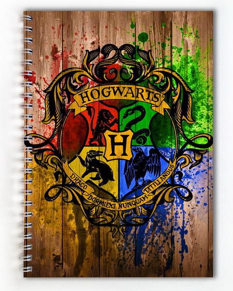 Тетрадь Гарри Поттер/Harry Potter
