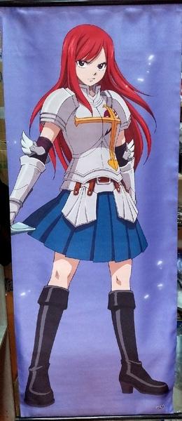 Тканевый плакат Хвост феи/Fairy Tail (4)