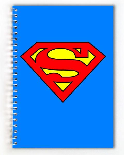 Тетрадь Супермен/Superman