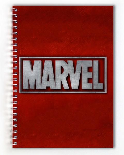 Тетрадь Marvel