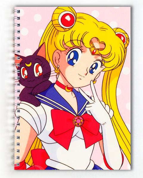 Тетрадь Сейлор Мун/Sailor Moon (2)