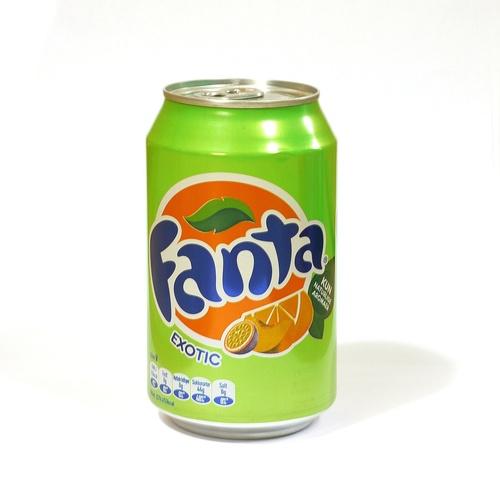 Fanta Exotic (срок годности до 15.07.)