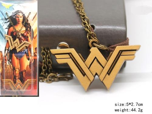 Кулон Чудо-Женщина/Wonder Woman