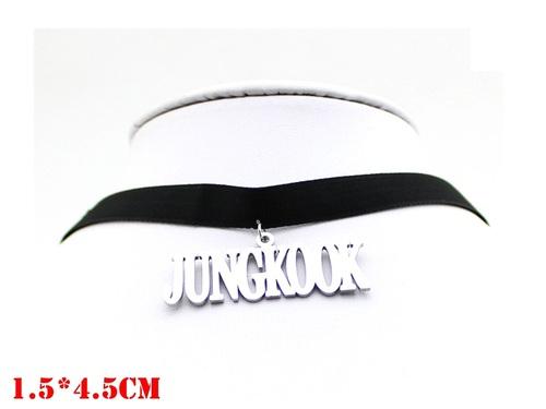 Кулон BTS (JungKook)
