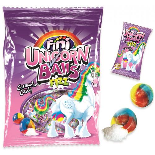 """Карамель """"Fini"""", unicorn ball's (80 гр.)"""