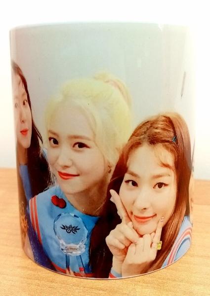 Кружка Red Velvet (фото)