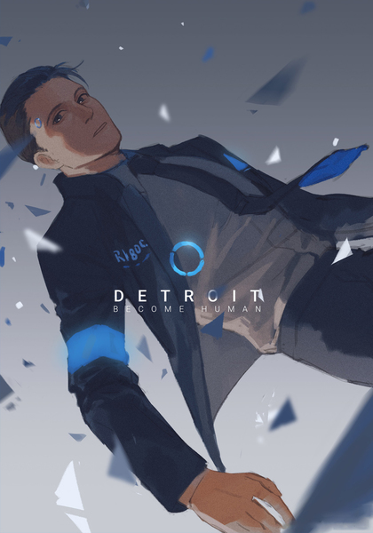 Тетрадь Detroit: Become Human