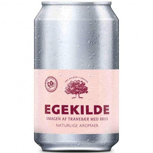 Напиток Egekilde со вкусом клюквы
