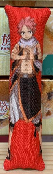 Мини-дакимакура Хвост феи/Fairy Tail (Нацу Драгнил и Люси Хартфилия) (фото)