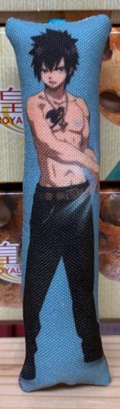 Мини-дакимакура Хвост Феи/Fairy Tail (Грей Фуллбастер и Эрза Скарлет) (фото)