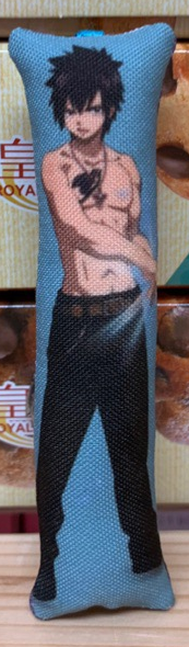 Мини-дакимакура Хвост Феи/Fairy Tail (Грейи Эрза) (фото)