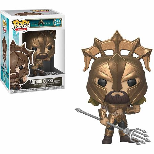 Фигурка Funko POP! Vinyl: Aquaman: Arthur Curry as Gladiator POP 2