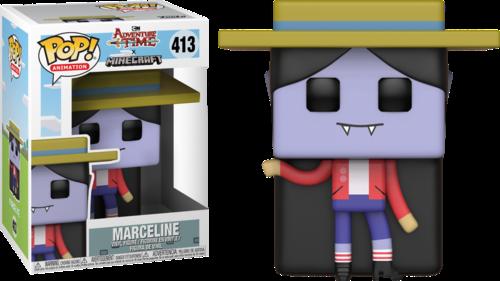 Фигурка Funko POP! Vinyl: Adventure Time/Minecraft S1: Marceline