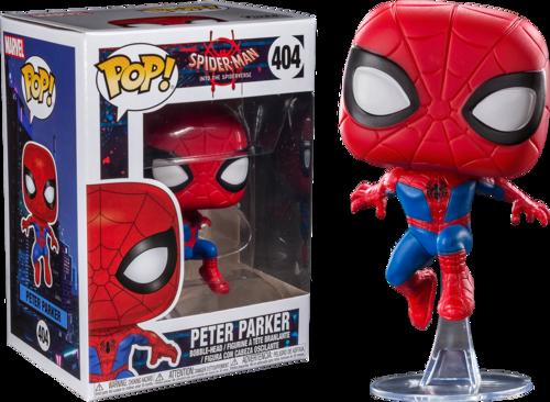 Фигурка Funko POP! Bobble: Marvel: Animated Spider-Man: Spider-Man
