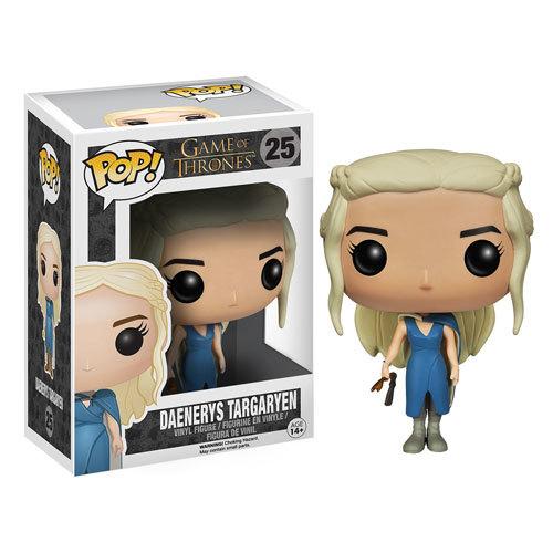 Фигурка Funko POP! Vinyl:Game of Thrones: Mhysa Daenerys (Blue Dress)